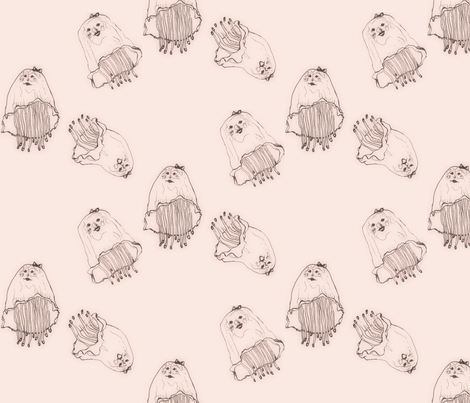 jellygirls fabric by sewslow on Spoonflower - custom fabric