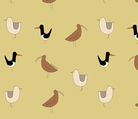 birds_layout_final fabric by phatsheepfabrics on Spoonflower - custom fabric