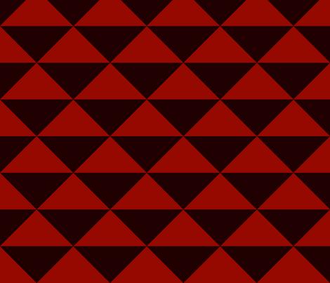 snake_kabuki_red_2 fabric by mana-sama on Spoonflower - custom fabric
