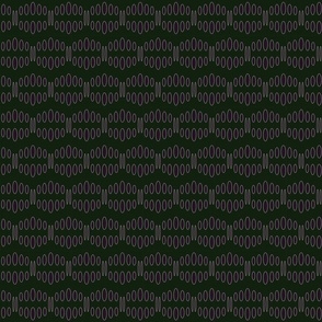 Pattern 25 Pine & Grape
