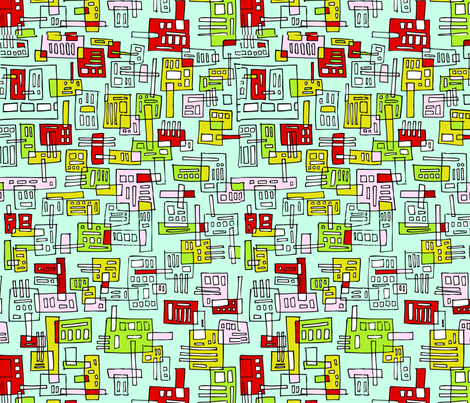 silverlake fabric by plankter on Spoonflower - custom fabric