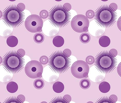 Circles - Purple