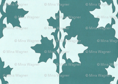MINAGREEN_counterchange_stripe_aqua