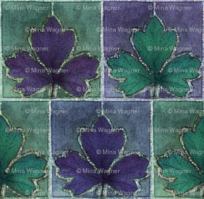 BLUE-VIOLET_dye-paint-leaf_crop-fabric