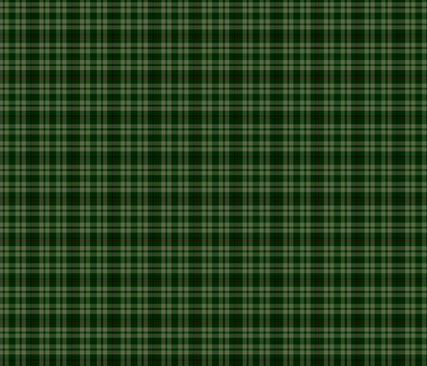 Green Plaid fabric by leora_the_sane on Spoonflower - custom fabric