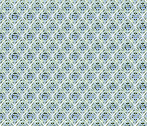 Robin fabric by katty on Spoonflower - custom fabric