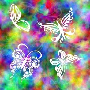 Butterfly Batik 1