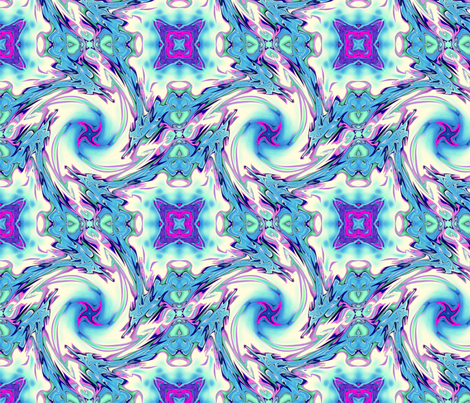 alz_bub_k_aaabb_k_9d_kd_blue_tw fabric by needlesongs on Spoonflower - custom fabric