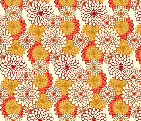 mumsred fabric by nightgarden on Spoonflower - custom fabric