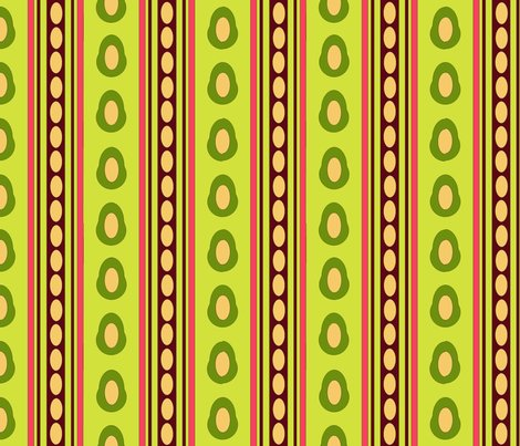 Raguacatitos_stripe_bright_green_shop_preview