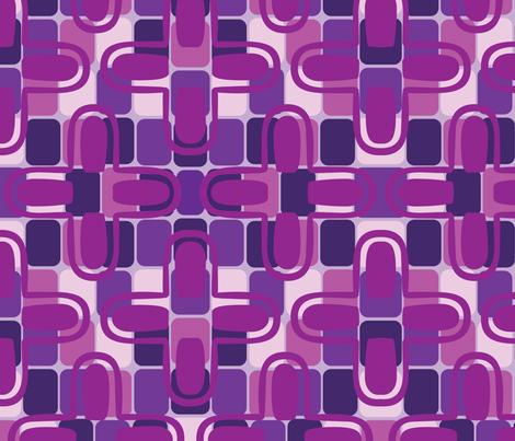 Plus Amaranthine fabric by dolphinandcondor on Spoonflower - custom fabric