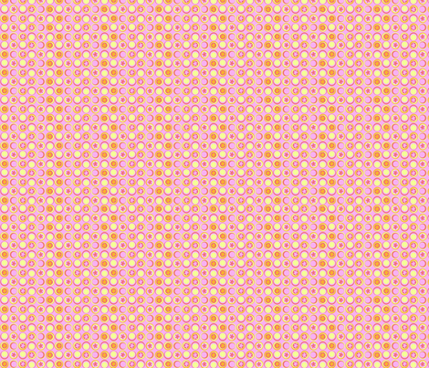 dotties fabric by musterartig on Spoonflower - custom fabric