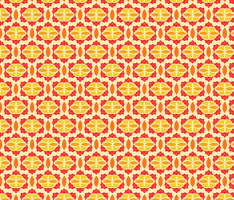 Summer Picnic fabric by natalie on Spoonflower - custom fabric