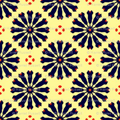 Flower Spokes