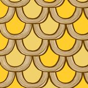 Yellow Scallops