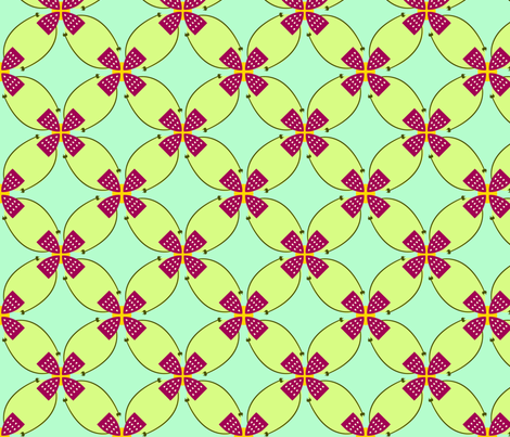 Iron Flowers fabric by simplymustcreate on Spoonflower - custom fabric