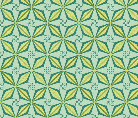 Hang Up fabric by simplymustcreate on Spoonflower - custom fabric
