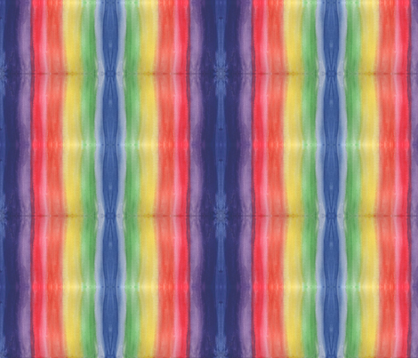 rainbowcolors_copy fabric by jeallen on Spoonflower - custom fabric