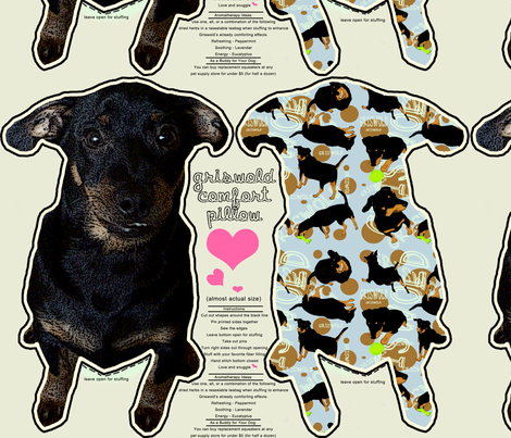 Griswold Doll fabric by maeve83 on Spoonflower - custom fabric