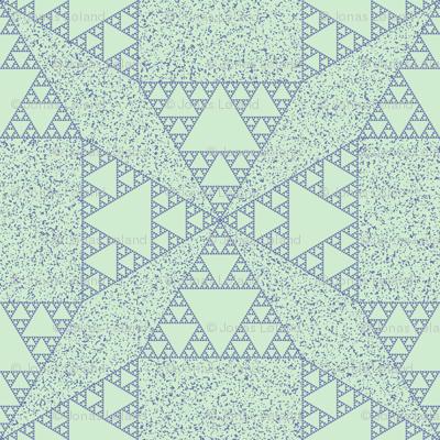 sierpinski pointillism 2