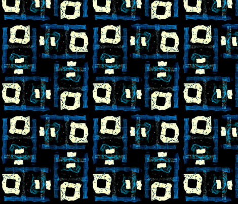 Fabric_05_Blue-ed fabric by marty_olson on Spoonflower - custom fabric