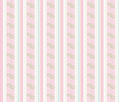 Tendrilsbaby fabric by leslipepper on Spoonflower - custom fabric