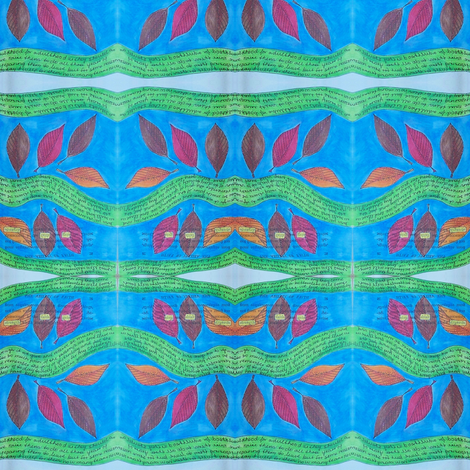 secrets - river 2 fabric by gonerustic on Spoonflower - custom fabric