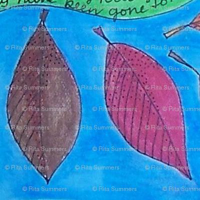 secrets - leaf 1