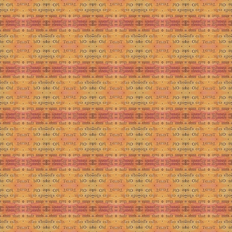 secrets 2 - orange stripe fabric by gonerustic on Spoonflower - custom fabric
