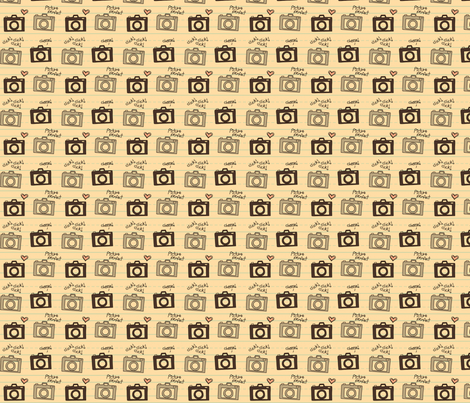 cameras fabric by liliniclass on Spoonflower - custom fabric