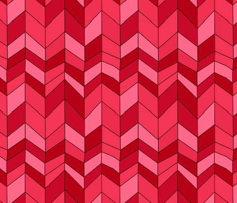 redbone fabric by narthex on Spoonflower - custom fabric