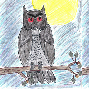 Evil_Black_Owl