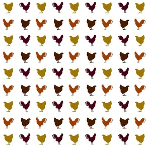 Chickens and Cockerels