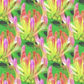 Woodbine flowers