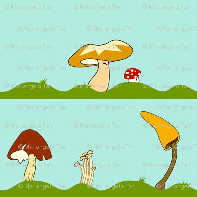 Mushroom Stroll