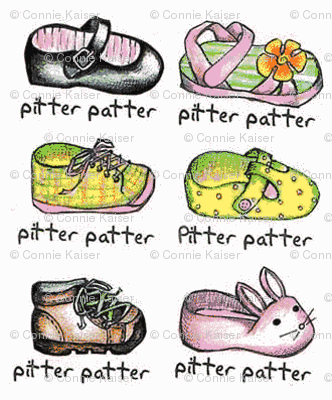 pitter patter small