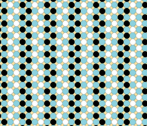 mmm-dots-2 fabric by susacleve on Spoonflower - custom fabric