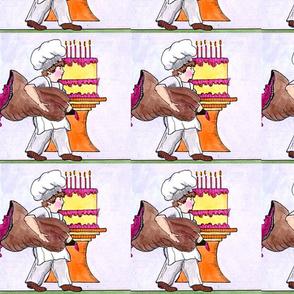 Baker's Cake