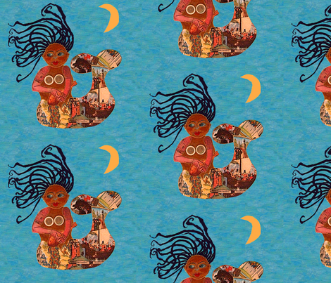 Seaworthy fabric by nalo_hopkinson on Spoonflower - custom fabric