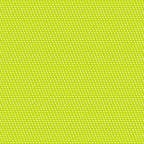Green Dots fabric by oliverands on Spoonflower - custom fabric