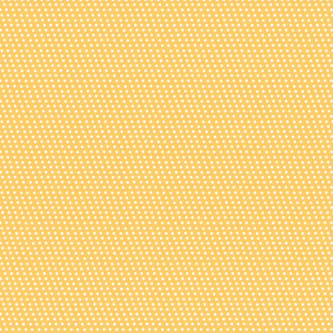 Yellow Dots fabric by oliverands on Spoonflower - custom fabric