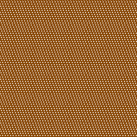 Brown Dots fabric by oliverands on Spoonflower - custom fabric