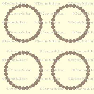 Circle Rocks-Grey