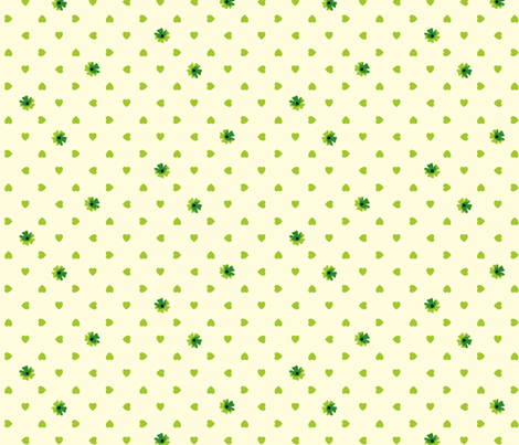 Hearts n Flowers - Crocodile fabric by inscribed_here on Spoonflower - custom fabric