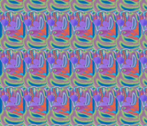 vibes-colors fabric by dragonflyfae on Spoonflower - custom fabric