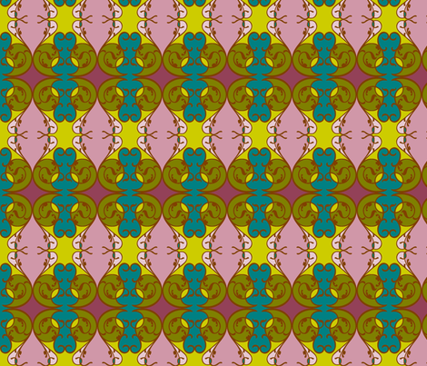 Autumn fabric by corinna on Spoonflower - custom fabric