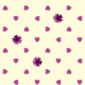 Hearts n Flowers - Dusk