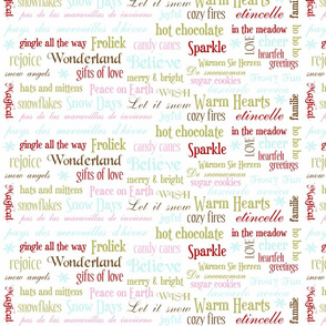 Wonderland Words