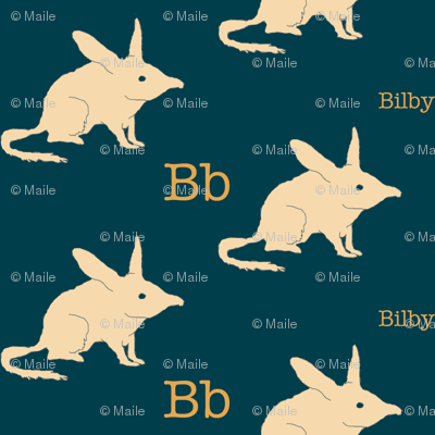 B is for Bilby