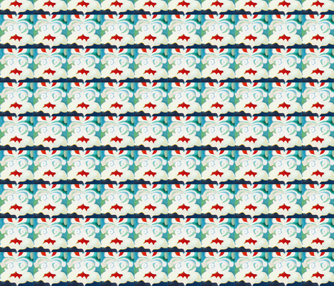 damask fabric by molluquerque on Spoonflower - custom fabric